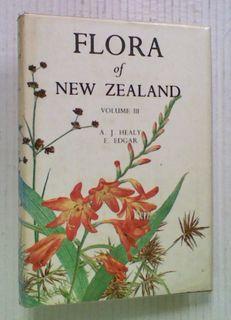 Flora of New Zealand : Volume III
