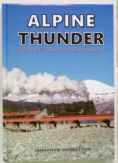 Alpine Thunder : When the KB Class Rules the Midland Line