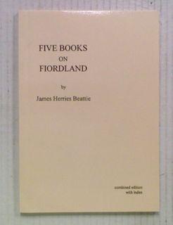 Five Books On Fiordland