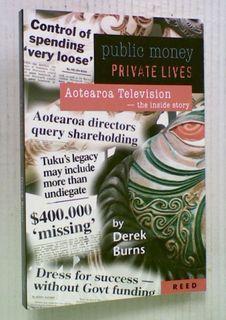 Public Money Private Lives : Aotearoa Television
