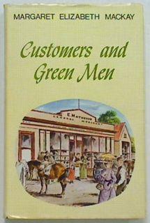 Customer and Green Men