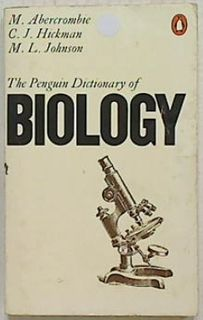 The Penguin Dictionary of Biology