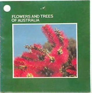 Flowers and Trees of Australia