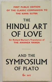 The Hindu Art of Love and the Symposium