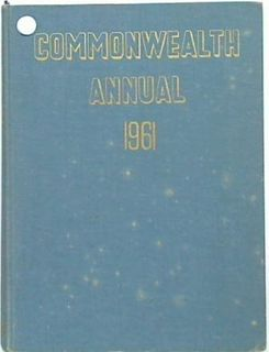 Commonwealth Annual 1961 vol 9