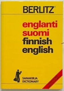 English-Finnish. Finnish-English