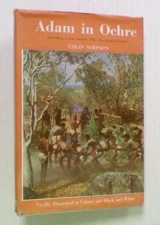 Adam in Ochre. Inside Aboriginal Australia