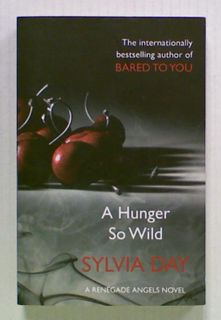 A Hunger So Wild (Book 2 Renegade Angels Trilogy)