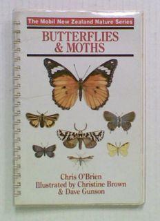 Mobil N.Z. Nature Series: Butterflies & Moths