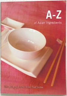 A-Z of Asian Ingredients