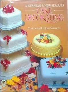 Australian & New Zealand Cake Decorating