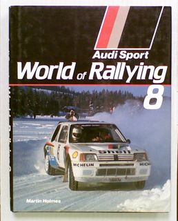 Audi Sport World of Rallying 8