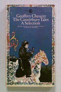 Geoffrey Chaucer: The Canterbury Tales. A Selection