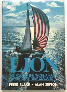 Lion. The Round the World Race with Lion