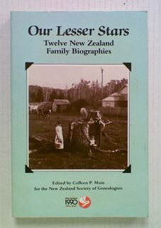 Our Lesser Stars: Twelve New Zealand Family