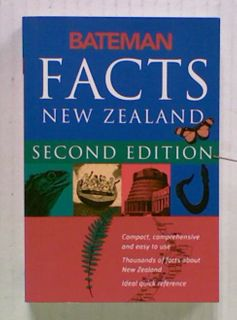 Bateman: Facts New Zealand. Second Edition