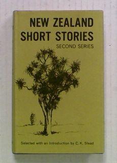 New Zealand Short Stories. Second Series