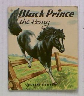 Black Prince the Pony