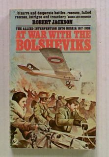 At War With The Bolsheviks