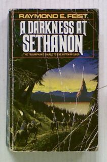 A Darkness at Sethanon. Riftwar Saga Book 4