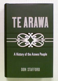 Te Arawa: A History of the Ararwa People