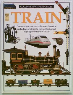 Collins Eyewitness Guides: Trains
