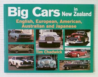 Big Cars in New Zealand