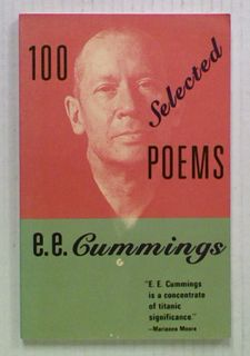 100 Selected Poems by E. E, Cummings