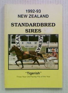 1992-93 New Zealand Standardbred Sires