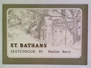 St. Bathans Sketchbook by Pauline Berry