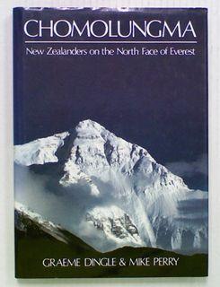Chomolungma : New Zealanders on the North Face