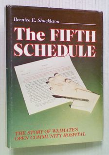 The Fifth Schedule: The Story of Waimate's