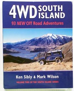 4WD South Island. 93 NEW Off Road Adventures