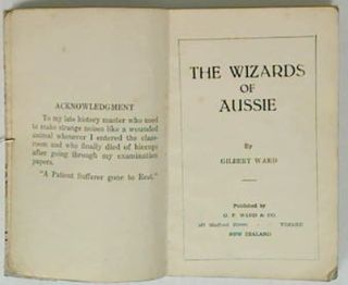 The Wizards of Aussie:A Humours History