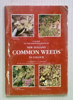 A Guide to the Indentification of New Zealand Common Weeds