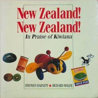 New Zealand! New Zealand! In Praise