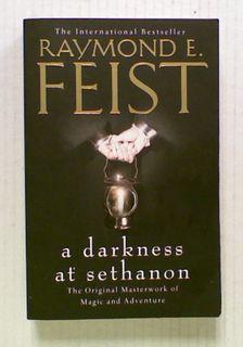 A Darkness at Sethanon (Bk4 of Riftwar)