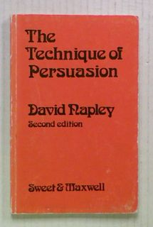 The Technique of Persuasion. Second Edition