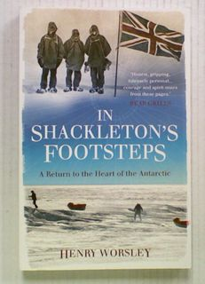 In Shacketon's Footsteps: A Return to the Heart of the