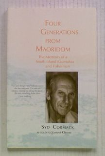 Four Generations from Maoridom the Memoirs of