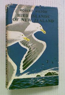 Bird Islands of New Zealand