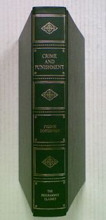 Crime And Punishment (Hard Cover)