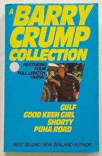 A Barry Crump Collection.