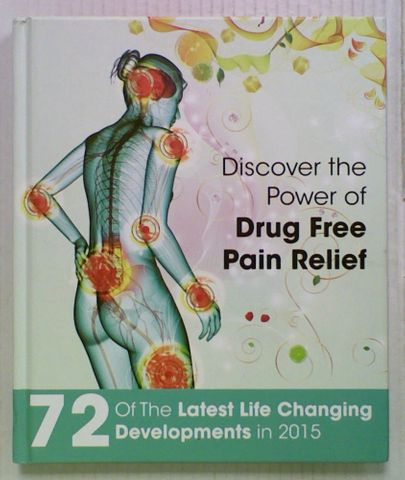 Discover the Power of Drug Free Pain Relief