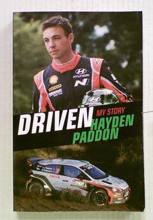 Driven. Hayden Paddon: My Story