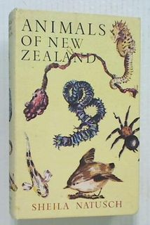 Animals Of New Zealand