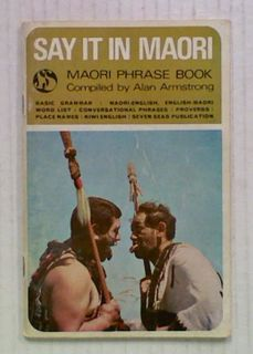 Say it in Maori : Maori Phase Book
