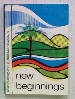 New Beginnings: A Reflective Anthology of New Zealand