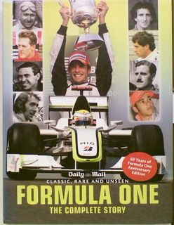Daily Mail Complete Story Formula One