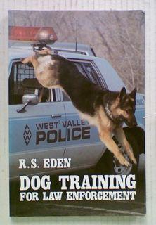 Dog Training for Law Enforcement